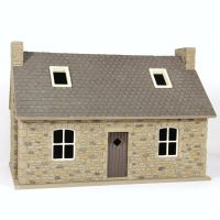Crofters Cottage - 1:24 Scale - Ex-Display