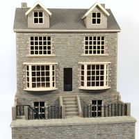 The Antique Shop  with Basement 1:24 scale - Ex-Display