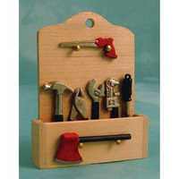 Miniature Hanging Tool Kit