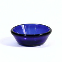 Blue Glass Bowl