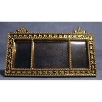 Dolls House Large French Mirror