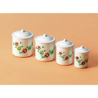 Kitchen Storage Canister Set