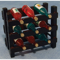 Miniature Wine Rack