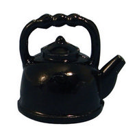Dolls House Black Kettle