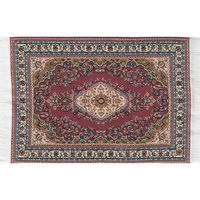Woven Turkish Dolls House Rug - Small