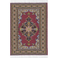 Woven Turkish Dolls House Rug - Medium