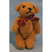 Miniature light Brown Teddy Bear