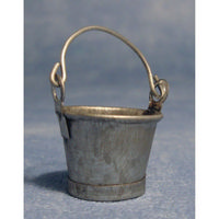 Metal Bucket - 1:12 Scale