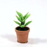 Pot Plant for Dolls House