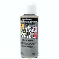 Crafters Acrylic - 59ml Acrylic - Storm Cloud