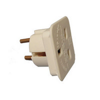 EU Adaptor for UK 3-Pin Power Supplies