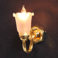 Single Wall Light - Tulip Style (LT2013)