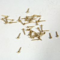 Pack of 25 5mm Brass Pins