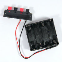 9V or 12V Battery Holder