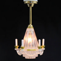 Chandelier Dolls House Light - 1:12 scale
