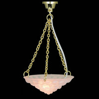 Hanging Lamp with Large Shade (LT5044)
