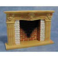French Style Dolls House Fireplace