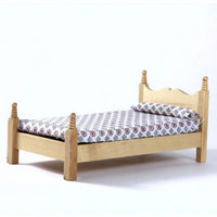 Single Dolls House Bed