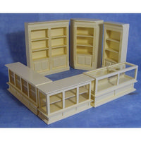 6 Piece Shop Display Set