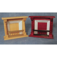 Dolls House Fireplaces x2