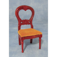 Bow Back Dolls House Chair