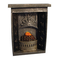 Small Victorian Style Fireplace