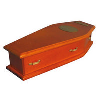 Miniature Coffin (Lined)