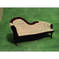 Dolls House Chaise Longue