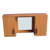 Modern Dolls House Bathroom Wall Unit