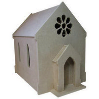 The Chapel - Unpainted Kit (1:24 scale)
