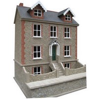 1:24 scale Externally Decorated Dolls House