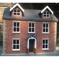 Willow Cottage - 1:24 scale Externally Decorated Dolls House
