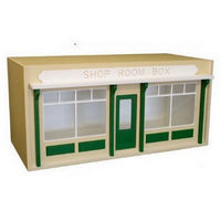 Shop Room Box Kit (Unpainted)