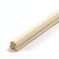 "Banister Hand Rail  for 1:12 Scale Dolls House 1x18"" Length"