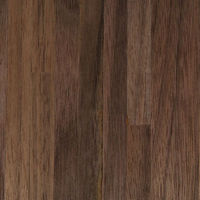 Black Walnut Strip Wood Flooring Sheet - 1:12 scale