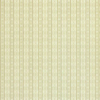 Palace Stripe Olive Dolls House Wallpaper