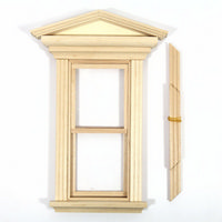 Georgian Opening Sash Window - Glazed