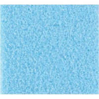 Dolls House Carpet (Self Adhesive) - Light Blue