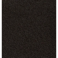 Dolls House Carpet (Self Adhesive) - Black