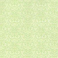 Acorns Dolls House Wallpaper - Green