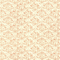 Tulip Abaresque Ivory Wallpaper