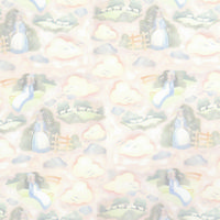 Bo Peep Nursery Wallpaper