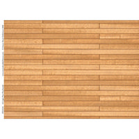 Light Pine Floorboard Effect Sheet