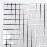 Square Lead Light Acrylic Window Sheet