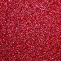 Deep Pile Carpet (Self Adhesive) - Dark Red