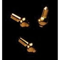 3mm Brass Knobs x4