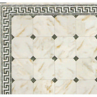 Harlequin Petite Marble Effect Tile Sheet - Gloss Card