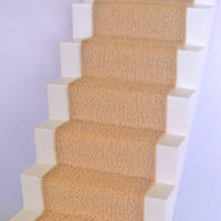 Stair Carpet (Self Adhesive) - Mushroom