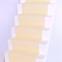 Stair Carpet (Self Adhesive) - Cream