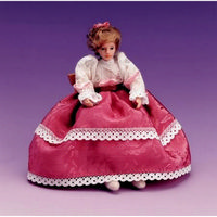 Lady Beatrice Doll Figure